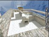 карта - zm_snowbase3