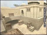 карта - de_dust